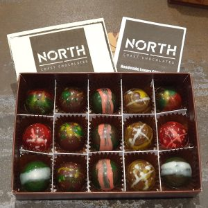 North Coast Chocolates 15 Box