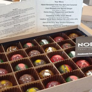 North Coast Chocolates 30 Box