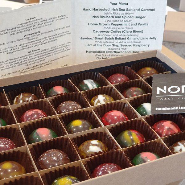 North Coast Chocolates 30 Box